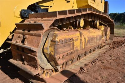 USED 2012 CATERPILLAR 973D CRAWLER LOADER EQUIPMENT #1965-26