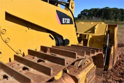 USED 2012 CATERPILLAR 973D CRAWLER LOADER EQUIPMENT #1965-27