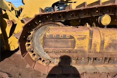 USED 2012 CATERPILLAR 973D CRAWLER LOADER EQUIPMENT #1965-29