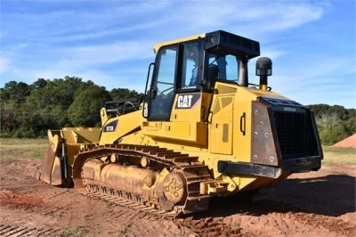 USED 2012 CATERPILLAR 973D CRAWLER LOADER EQUIPMENT #1965-3