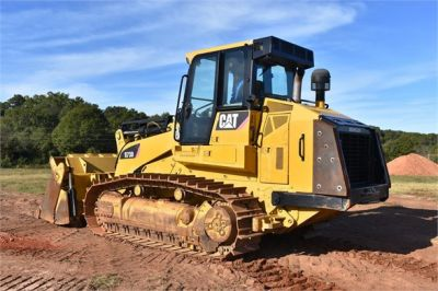 USED 2012 CATERPILLAR 973D CRAWLER LOADER EQUIPMENT #1965-4