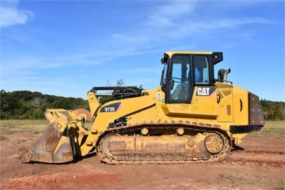 USED 2012 CATERPILLAR 973D CRAWLER LOADER EQUIPMENT #1965-5