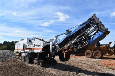 USED 2003 WIRTGEN W1900 ASPHALT EQUIPMENT #1990-1