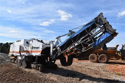 USED 2003 WIRTGEN W1900 ASPHALT EQUIPMENT #1990-2