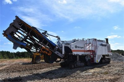 USED 2003 WIRTGEN W1900 ASPHALT EQUIPMENT #1990-4