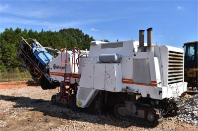 USED 2003 WIRTGEN W1900 ASPHALT EQUIPMENT #1990-5
