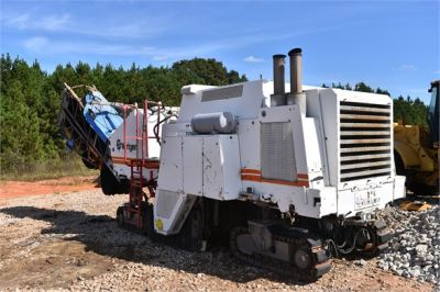 USED 2003 WIRTGEN W1900 ASPHALT EQUIPMENT #1990-6