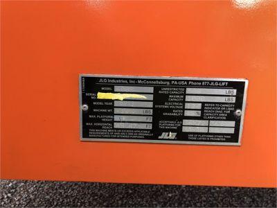USED 2013 JLG 600S LIFT EQUIPMENT #2002-14