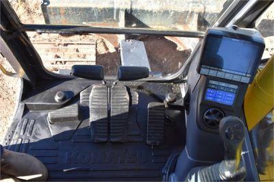 USED 2014 KOMATSU PC138US-10 EXCAVATOR EQUIPMENT #2017-28