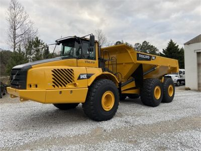 USED 2009 VOLVO A40E OFF HIGHWAY TRUCK EQUIPMENT #2053-1