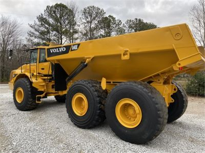 USED 2009 VOLVO A40E OFF HIGHWAY TRUCK EQUIPMENT #2053-2