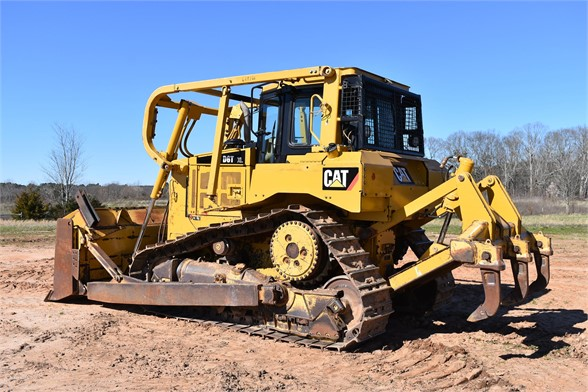 USED 2009 CATERPILLAR D6T XL DOZER EQUIPMENT #2055