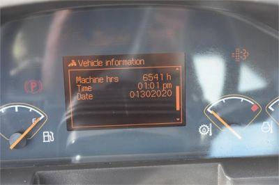 USED 2013 VOLVO L120G WHEEL LOADER EQUIPMENT #2060-50