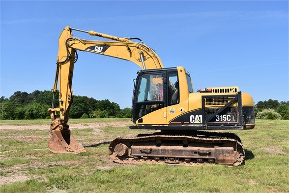 USED 2006 CATERPILLAR 315CL EXCAVATOR EQUIPMENT #2066