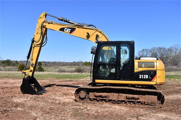 USED 2011 CATERPILLAR 312DL EXCAVATOR EQUIPMENT #2072