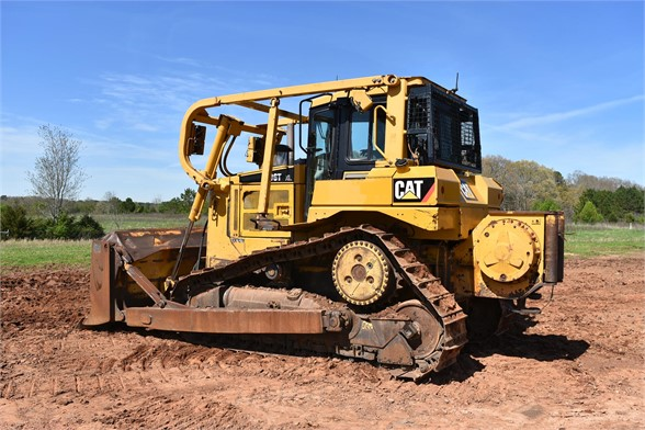 USED 2009 CATERPILLAR D6T XL DOZER EQUIPMENT #2080