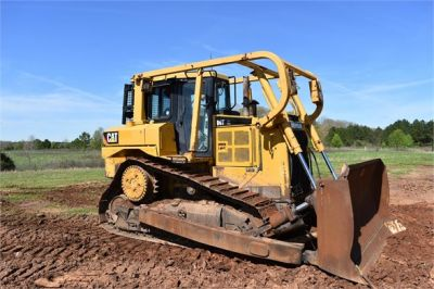 USED 2009 CATERPILLAR D6T XL DOZER EQUIPMENT #2080-10