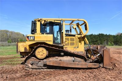 USED 2009 CATERPILLAR D6T XL DOZER EQUIPMENT #2080-11