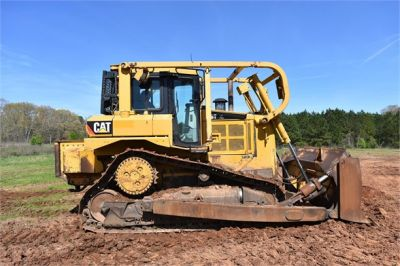 USED 2009 CATERPILLAR D6T XL DOZER EQUIPMENT #2080-12
