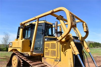 USED 2009 CATERPILLAR D6T XL DOZER EQUIPMENT #2080-15