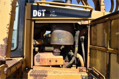 USED 2009 CATERPILLAR D6T XL DOZER EQUIPMENT #2080-17