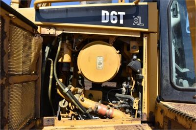 USED 2009 CATERPILLAR D6T XL DOZER EQUIPMENT #2080-18