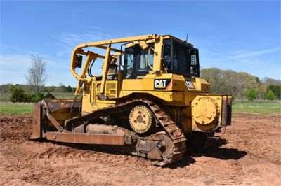 USED 2009 CATERPILLAR D6T XL DOZER EQUIPMENT #2080-2