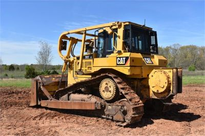 USED 2009 CATERPILLAR D6T XL DOZER EQUIPMENT #2080-3