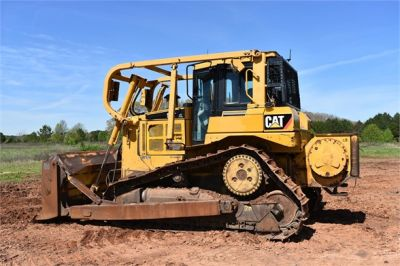 USED 2009 CATERPILLAR D6T XL DOZER EQUIPMENT #2080-4