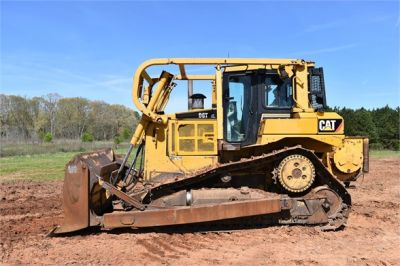 USED 2009 CATERPILLAR D6T XL DOZER EQUIPMENT #2080-7