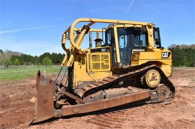 USED 2009 CATERPILLAR D6T XL DOZER EQUIPMENT #2080-8