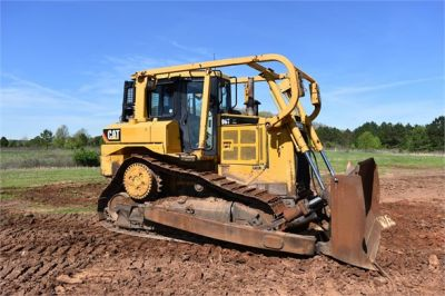 USED 2009 CATERPILLAR D6T XL DOZER EQUIPMENT #2080-9