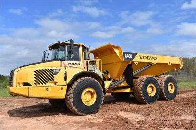 USED 2007 VOLVO A40D OFF HIGHWAY TRUCK EQUIPMENT #2102-1