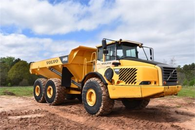 USED 2007 VOLVO A40D OFF HIGHWAY TRUCK EQUIPMENT #2102-10