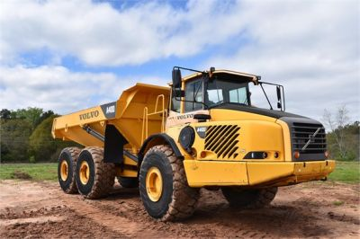 USED 2007 VOLVO A40D OFF HIGHWAY TRUCK EQUIPMENT #2102-11