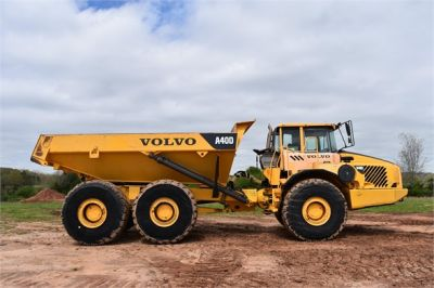 USED 2007 VOLVO A40D OFF HIGHWAY TRUCK EQUIPMENT #2102-12