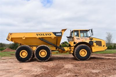 USED 2007 VOLVO A40D OFF HIGHWAY TRUCK EQUIPMENT #2102-13