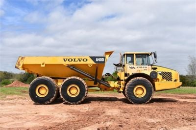 USED 2007 VOLVO A40D OFF HIGHWAY TRUCK EQUIPMENT #2102-14