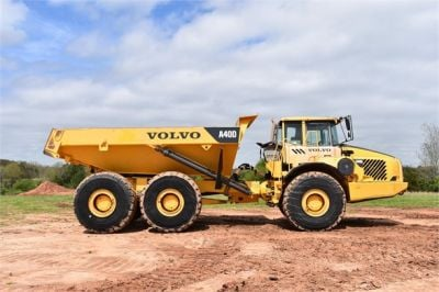USED 2007 VOLVO A40D OFF HIGHWAY TRUCK EQUIPMENT #2102-15