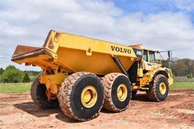 USED 2007 VOLVO A40D OFF HIGHWAY TRUCK EQUIPMENT #2102-16