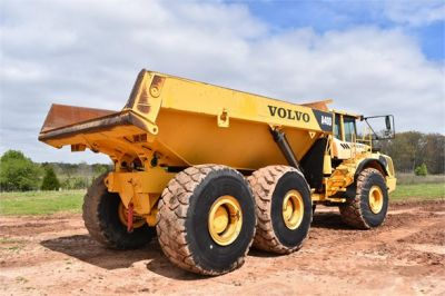 USED 2007 VOLVO A40D OFF HIGHWAY TRUCK EQUIPMENT #2102-17
