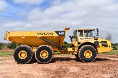 USED 2007 VOLVO A40D OFF HIGHWAY TRUCK EQUIPMENT #2102-18