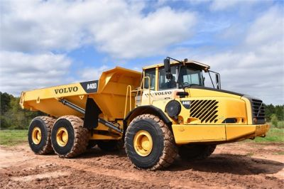 USED 2007 VOLVO A40D OFF HIGHWAY TRUCK EQUIPMENT #2102-19