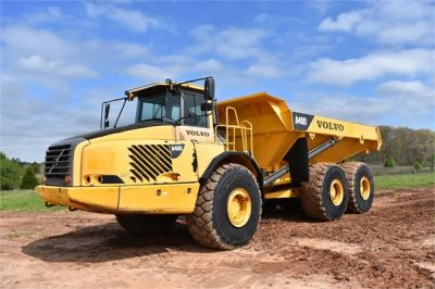 USED 2007 VOLVO A40D OFF HIGHWAY TRUCK EQUIPMENT #2102-2