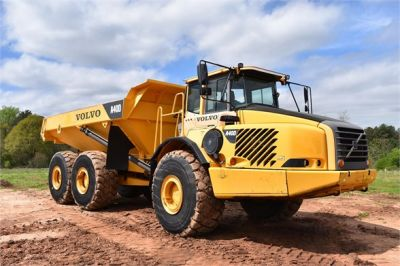 USED 2007 VOLVO A40D OFF HIGHWAY TRUCK EQUIPMENT #2102-20