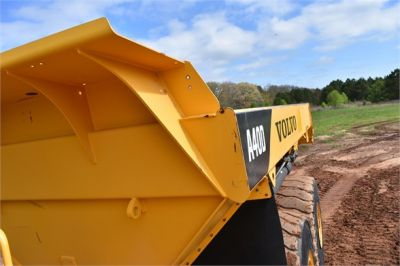 USED 2007 VOLVO A40D OFF HIGHWAY TRUCK EQUIPMENT #2102-21