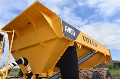 USED 2007 VOLVO A40D OFF HIGHWAY TRUCK EQUIPMENT #2102-22