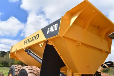 USED 2007 VOLVO A40D OFF HIGHWAY TRUCK EQUIPMENT #2102-23