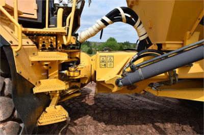 USED 2007 VOLVO A40D OFF HIGHWAY TRUCK EQUIPMENT #2102-25