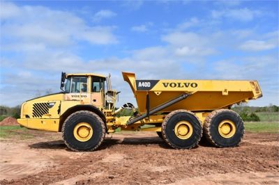 USED 2007 VOLVO A40D OFF HIGHWAY TRUCK EQUIPMENT #2102-3